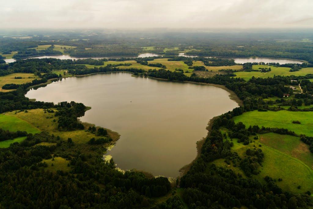 Švariausi vandens telkiniai Lietuvoje