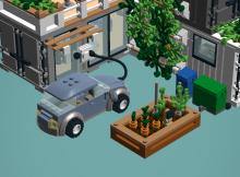 Lego ekologija